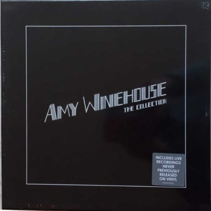 Vinyle Amy Winehouse Intégrale collector