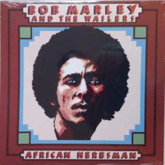 Vinyle Bob Marley African Herbsman