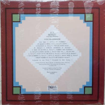 Album Vinyle de Bob Marley
