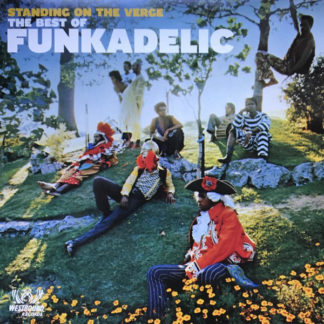 Funkadelic, best of, on the verge of