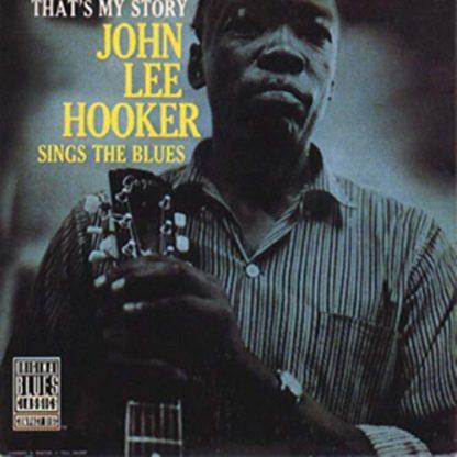 john lee hooker that's my story