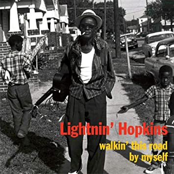 lightnin hopkins walking this road