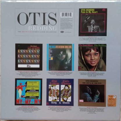 Otis redding studio album vinyl collection