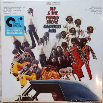 Vinyle Sly and the Family Stone greatest hits