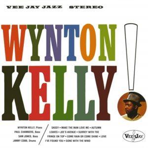 Vinyle Wynton Kelly pianiste de jazz