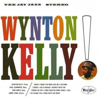Vinyle Wynton Kelly pianiste de jazz