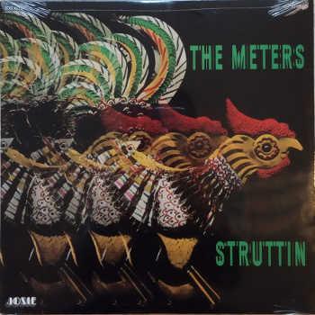 The Meters Struttin' vinyle