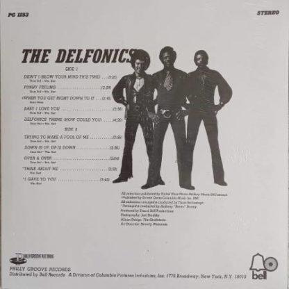 "Vinyle des Delfoncis avec ""Didn't I"" de la BO de Jackie Brown"